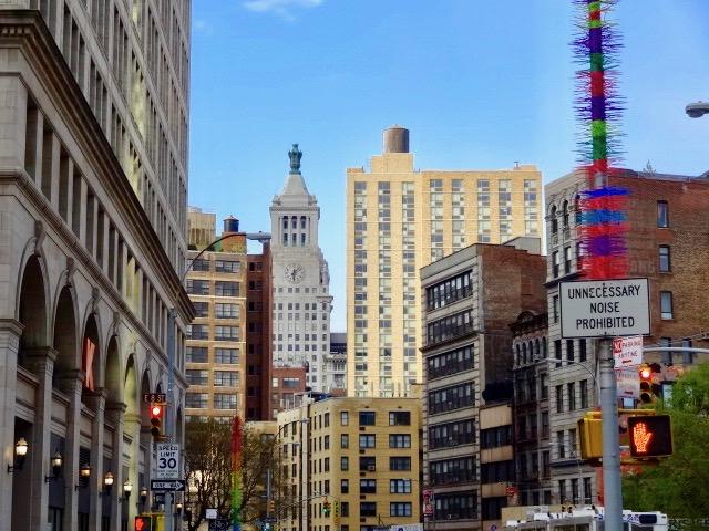 I miss NYC