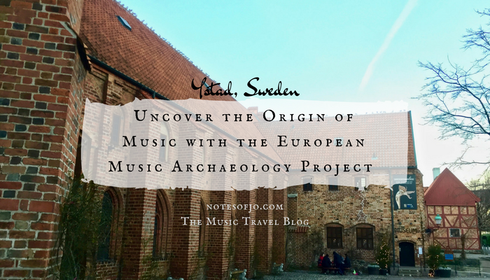 music archaeology sweden