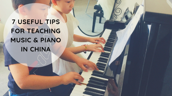 7 Useful Tips for Teaching Music & Piano in China — Notes of Jo